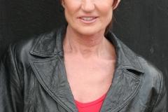 Carla in Leather Jacket