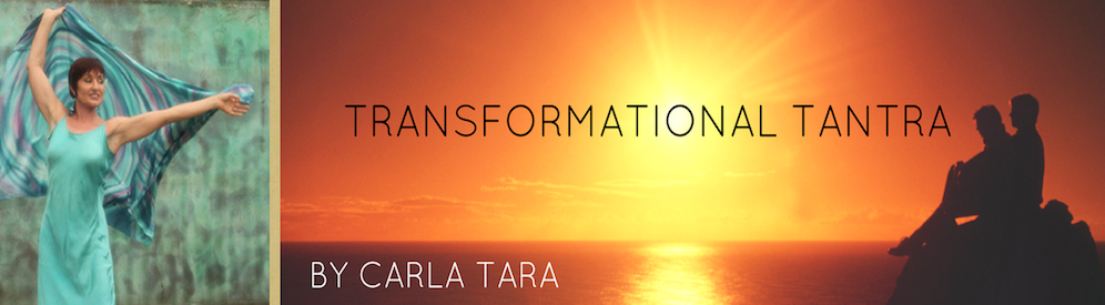 Transformational Tantra with Carla Tara header image